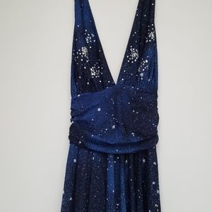 Halter Dress from the Stars & Stars Collection